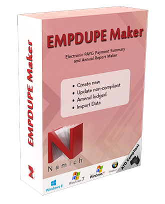 EMPDUPE Box Medium