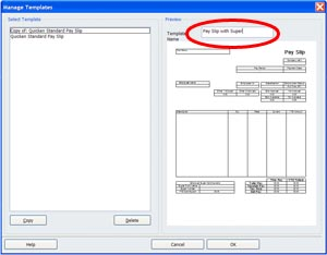 Namich super on payslips quickbooks manage template maxwellsz